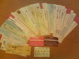Tickets 2009-10