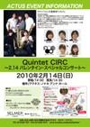 Quintet CIRC, 100214