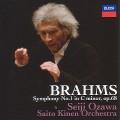 CD, Ozawa-SKO-Brahms