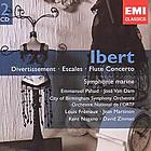 Jacques Ibert, CD