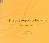 CD - Liaison Saxophone Ensemble