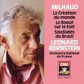 Bernstein, Milhaud