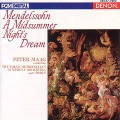 A midsummer night's dream, Maag