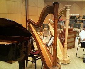Harp and Celesta