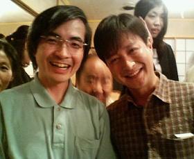 with Mr.Akasaka